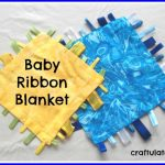 Baby Ribbon Blanket