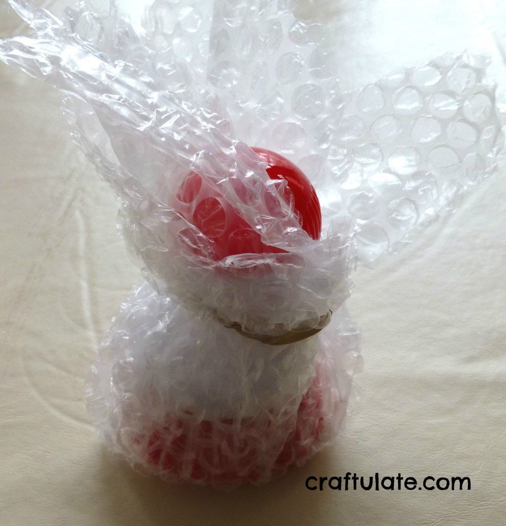 Craftulate: Bubble Wrap