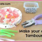 Make Your Own Tambourine!