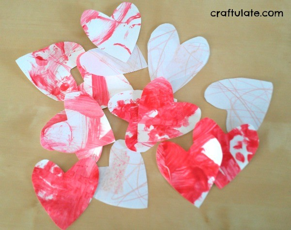 7 Easy Valentines Crafts For Toddlers