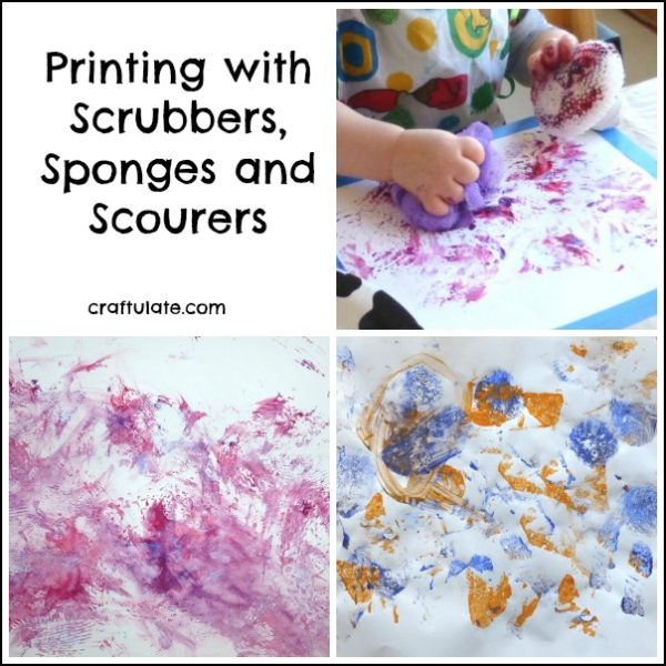 Scrubbers, Sponges and Scourers