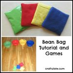 Bean Bag Tutorial and Games