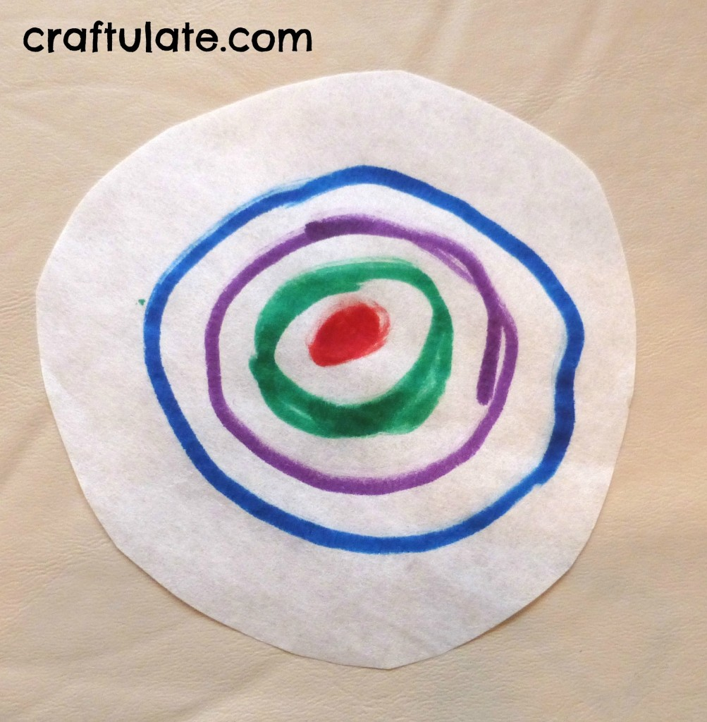 Craftulate: Coffee Filter Paper Flowers and Butterflies