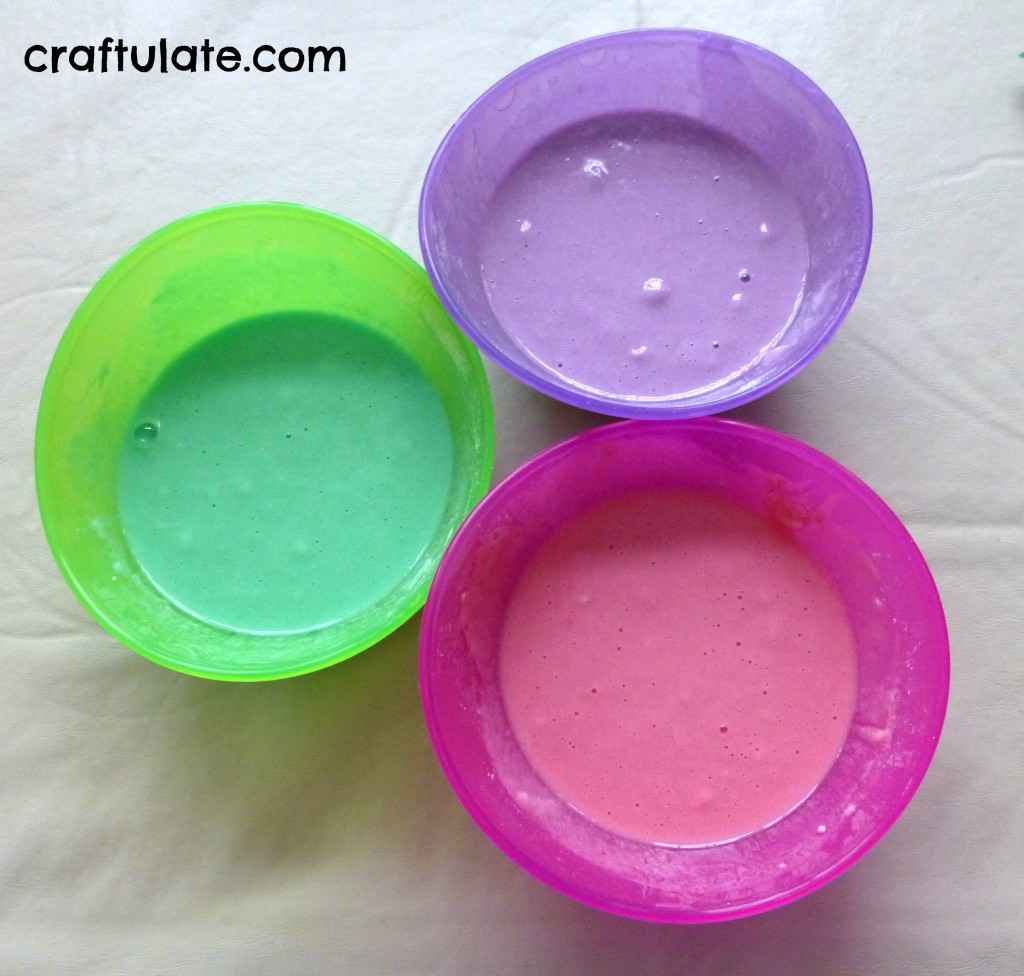 Craftulate: Microwave Puffy Paint