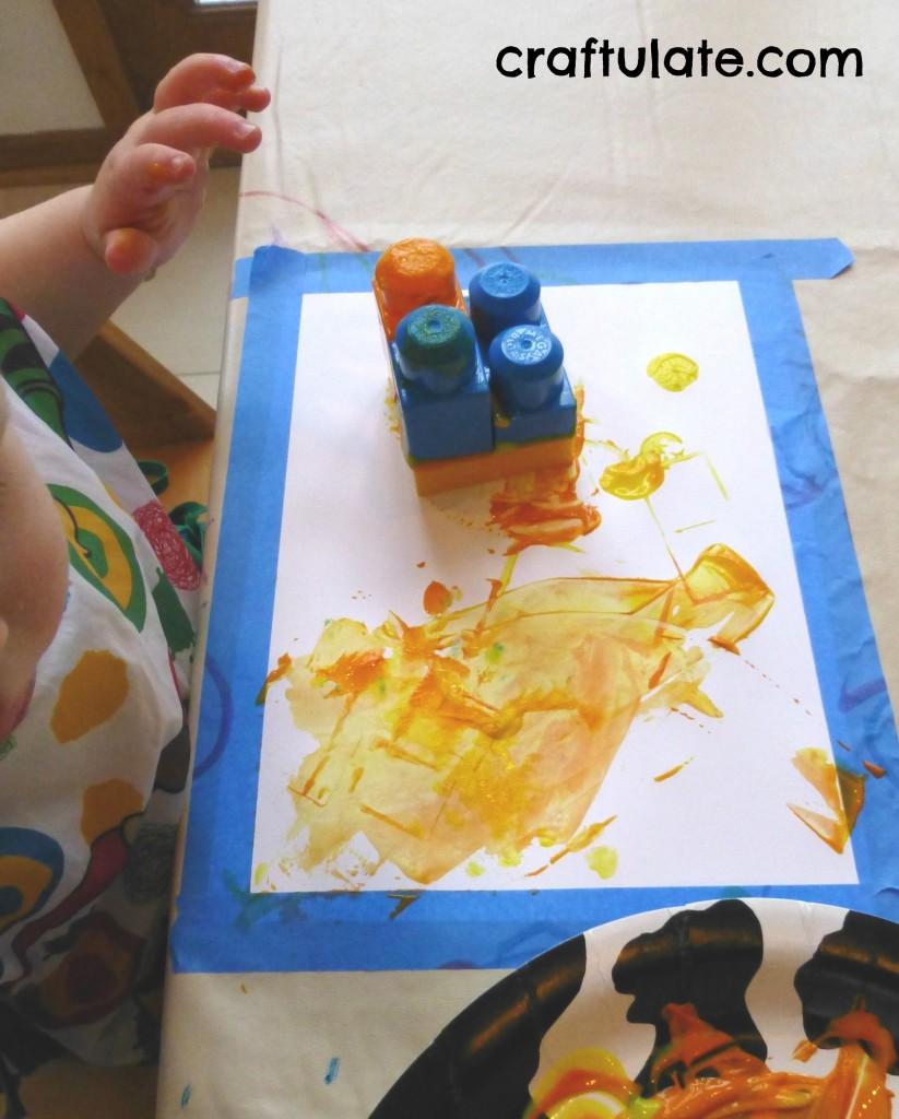 Craftulate: Mega Bloks