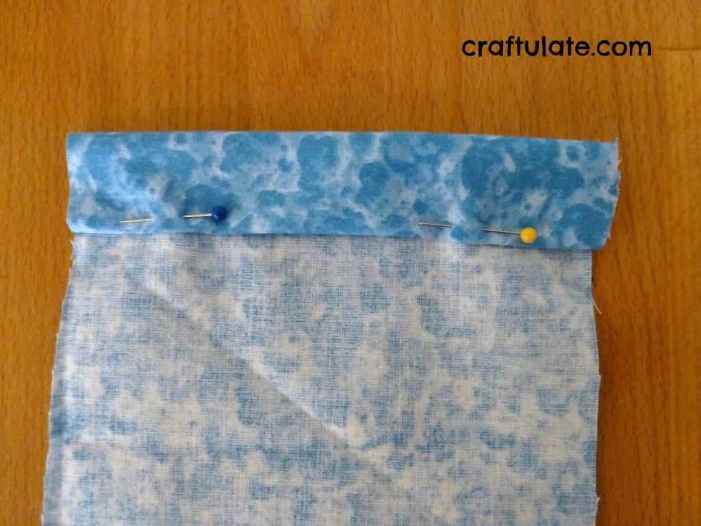 Craftulate: Magnetic Fabric Alphabet