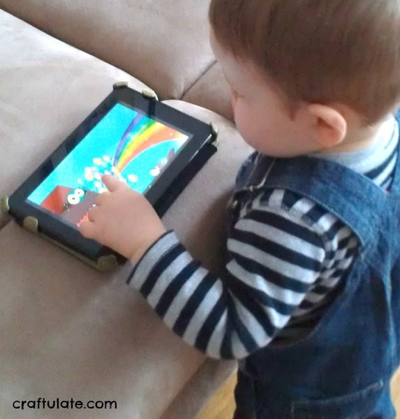 Favourite Kindle Apps for Babies and Toddlers