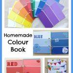 Homemade Colour Book
