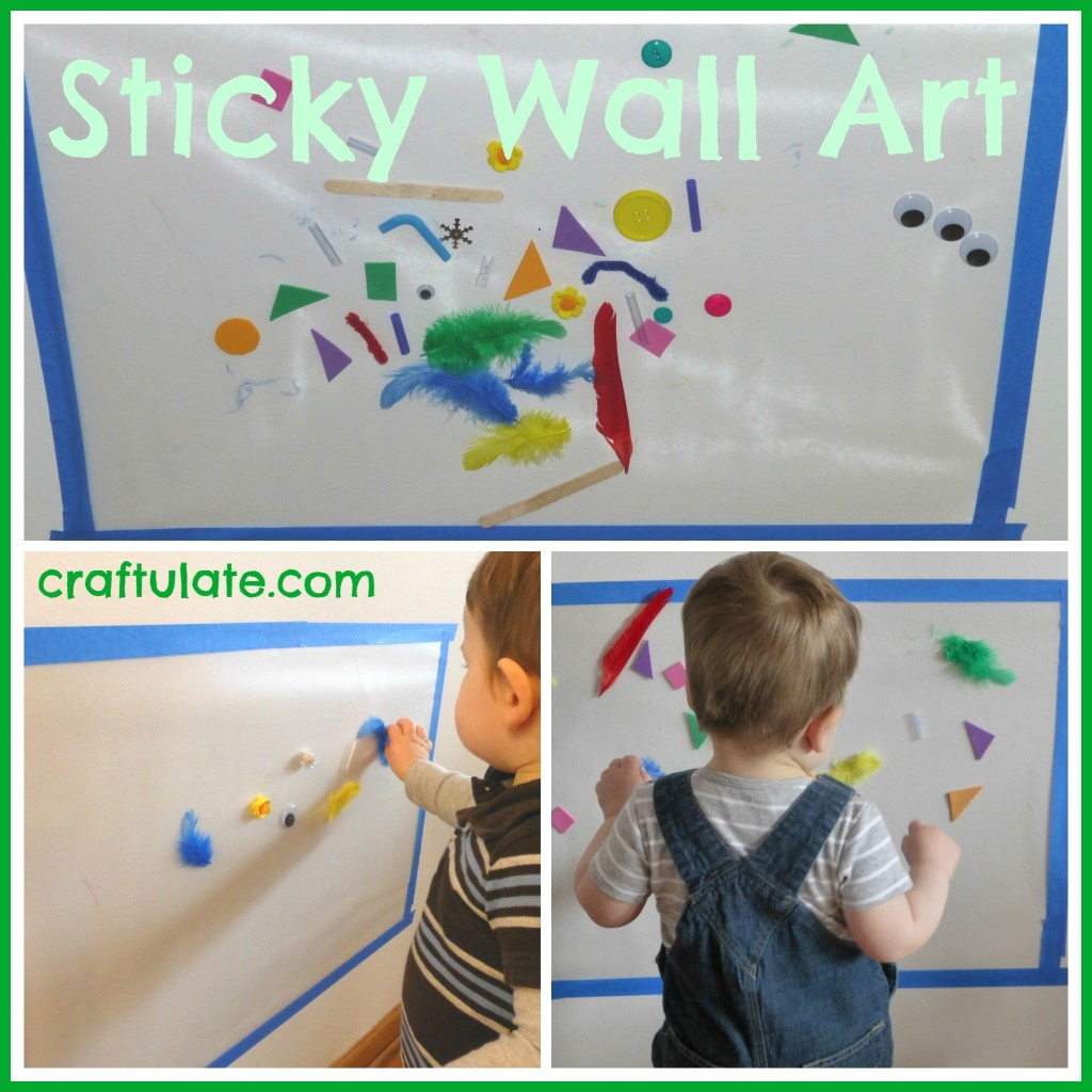 Sticky Wall Art