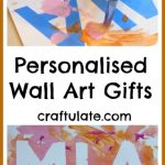 Personalised Wall Art Gifts