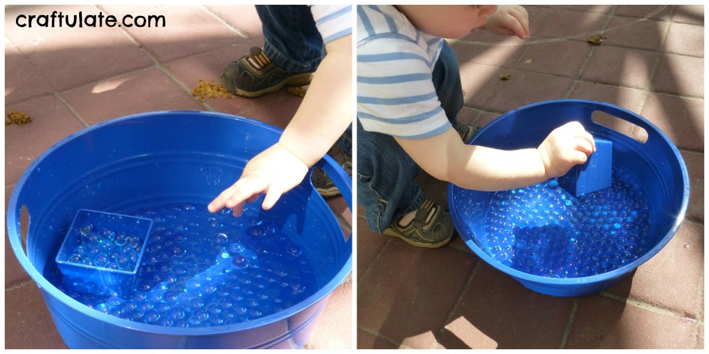 Discovering Water Beads