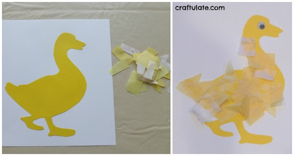 Yellow Crafts and Activities {Learning Colours with Brown Bear Series}