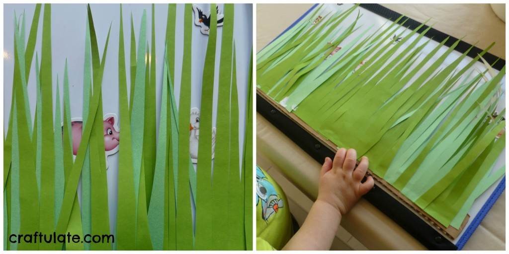 Peekaboo Grass + 8 other grass crafts