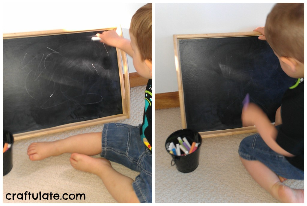 Chalkboard Tray Tutorial