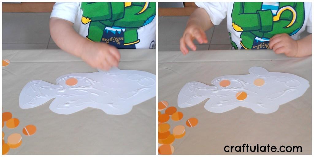 Orange Crafts and Activities