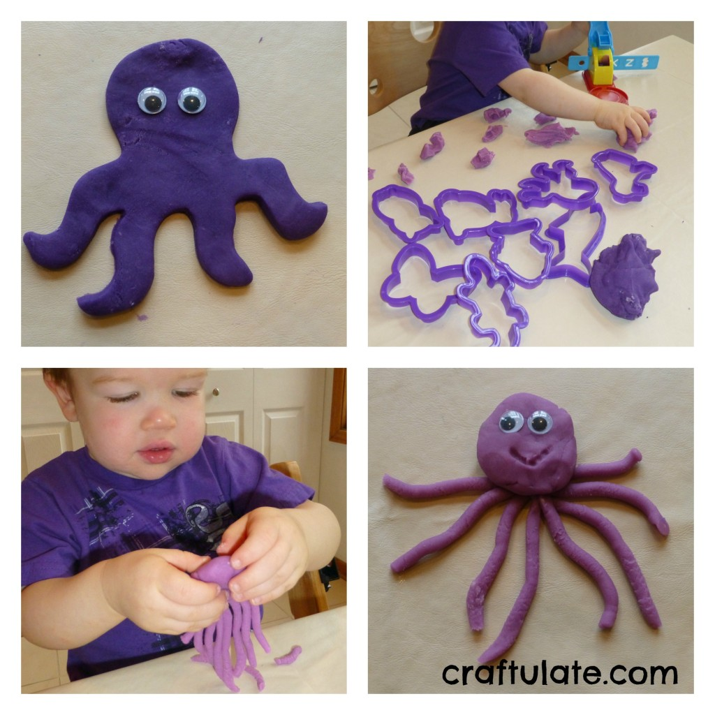 Purple Crafts and Activities