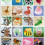 ABC Animal Handprints