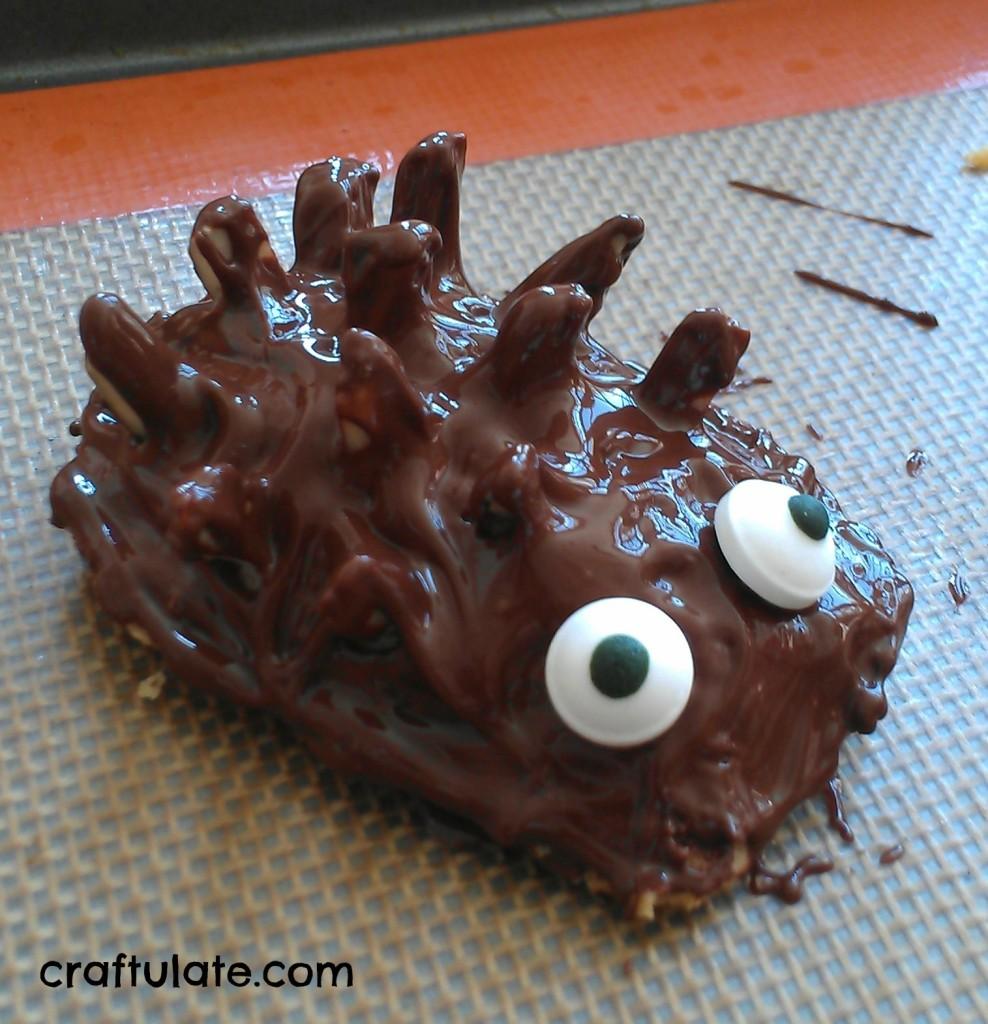 Mini Hedgehog Cakes