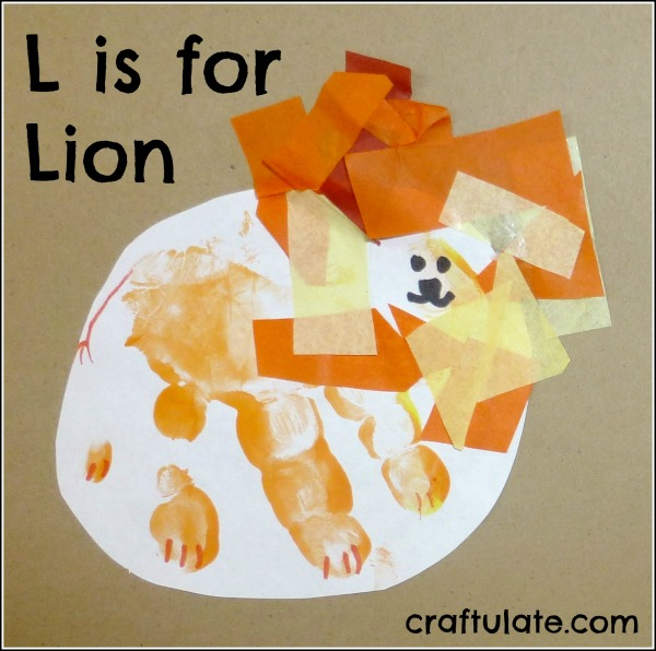 L is for Lions