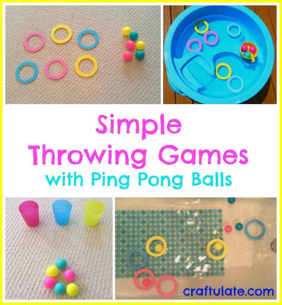 Simple Throwing Games