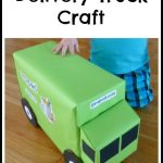 Delivery Truck Craft