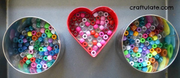 Melty Bead Coasters - a fun craft for kids to make and perfect for gifts!