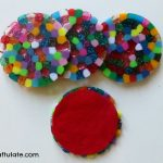 Melty Bead Coasters