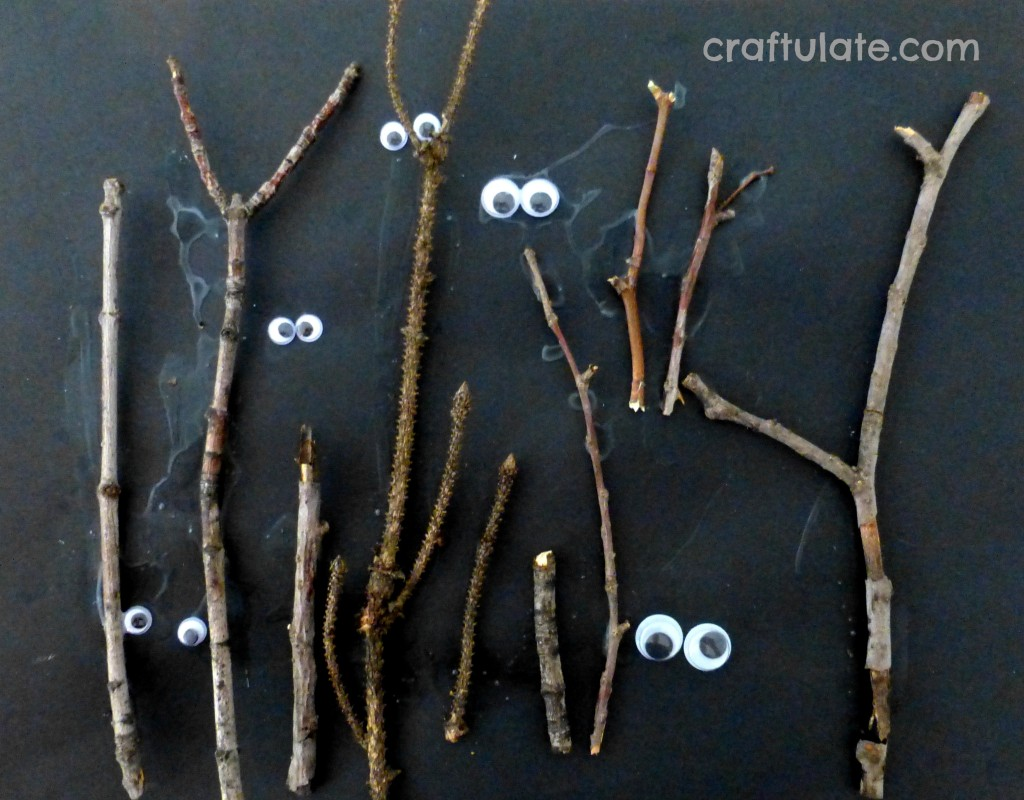 halloween crafts for toddlers - Halloween Crafts For Preschoolers Easy
