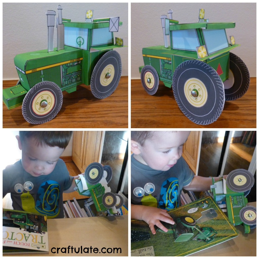 All Things Tractor!
