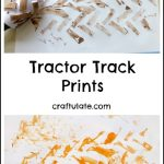 Tractor Track Prints