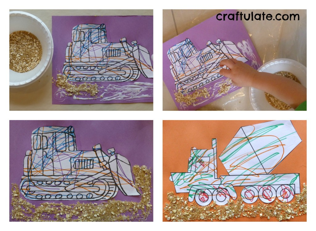 All Things Construction Vehicle Craftulate