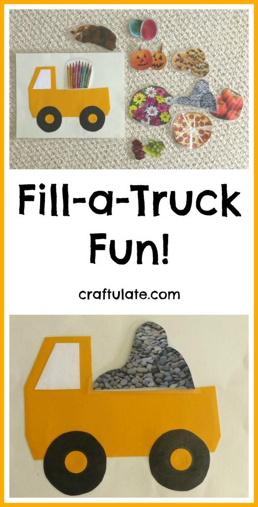 Fill-a-Truck Fun
