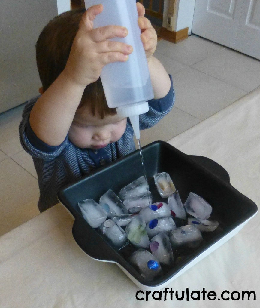 Four Science Experiments for Beginners