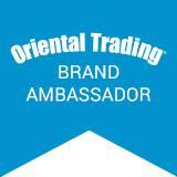 Oriental Trading Brand Ambassador