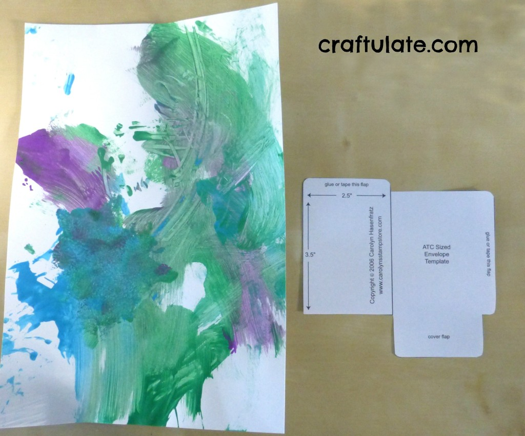 Kid-Made Crafts for Mailing - A Gift Guide