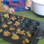 Fruit and Nut Crispy Cakes
