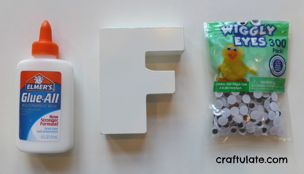 Craftulate: Googly Eyes!