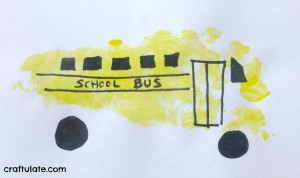 Footprint School Bus