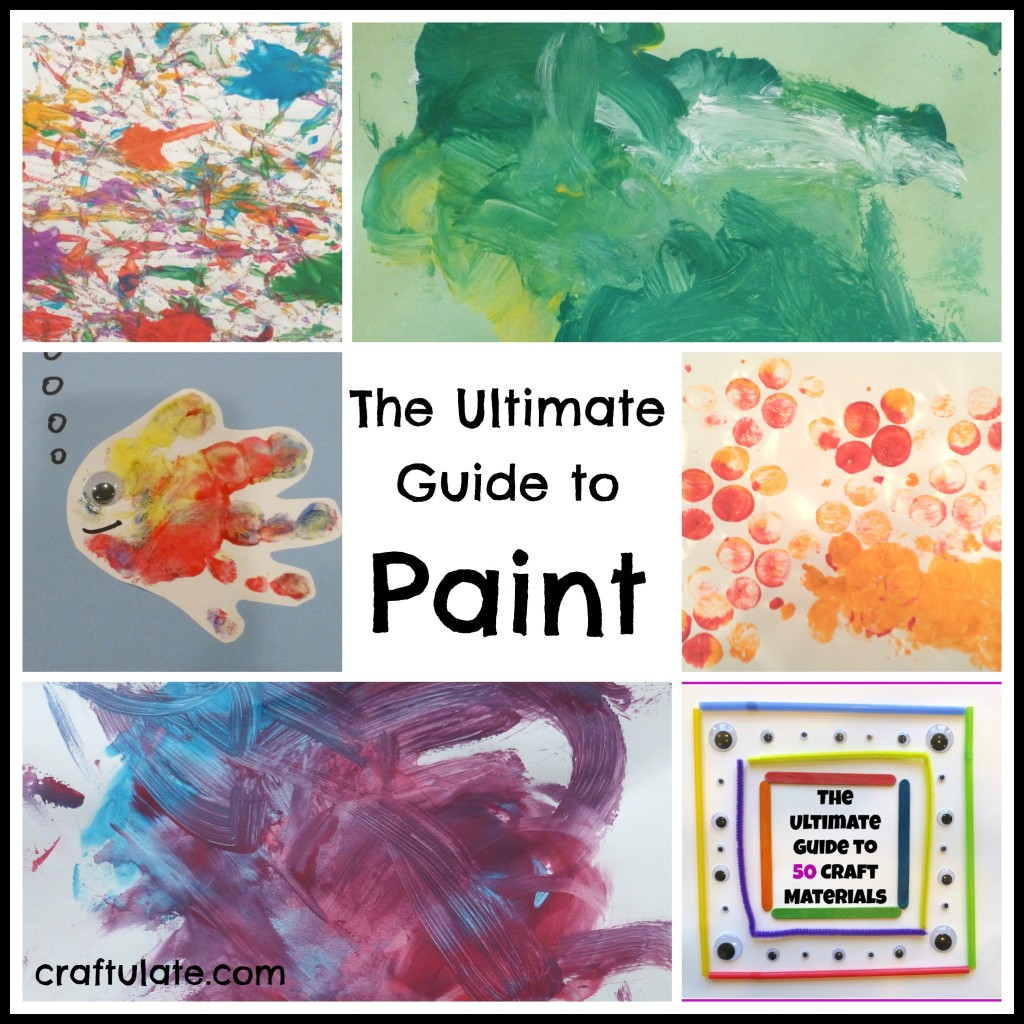The Ultimate Guide to Paint