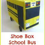 Shoe Box School Bus