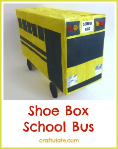 Top 10 School Bus Crafts