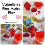 Valentines Fine Motor Play