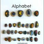 Alphabet Rocks