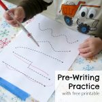 Pre-Writing Practice