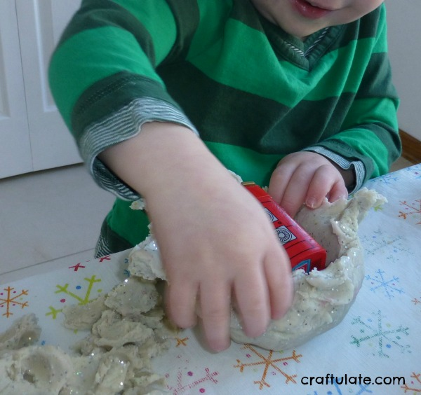 Play Dough Skills