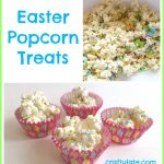 Easter Popcorn Treats