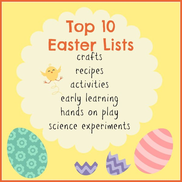 Top 10 Easter Lists