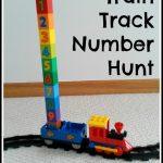 Train Track Number Hunt