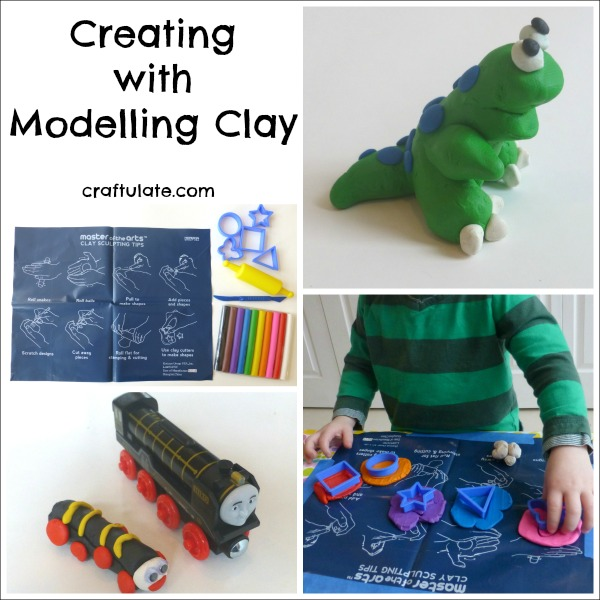 Creating with Modelling Clay