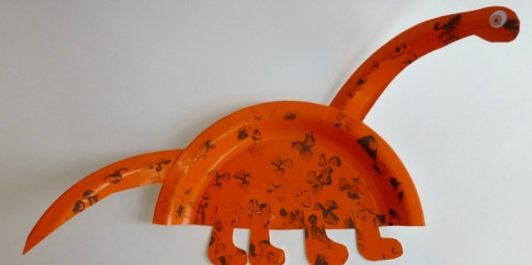 Dinosaur Art and Crafts